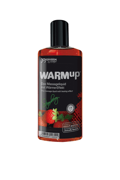 Massageöl Erdbeer