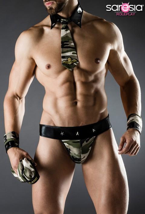 Army Kostüm Rollenspiele