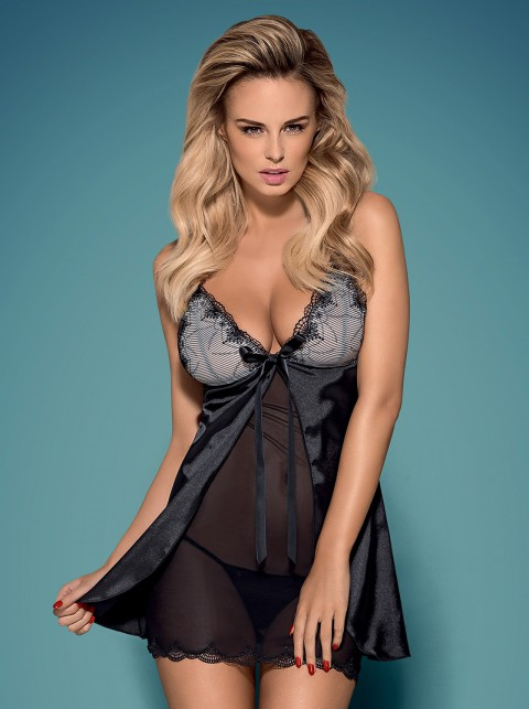Babydoll mit Softcups