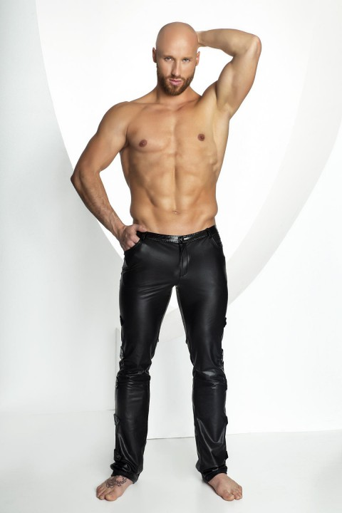 Wetlook Männerhose
