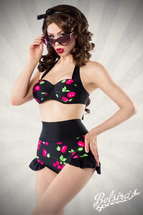 Vintage Bikini Kirschen