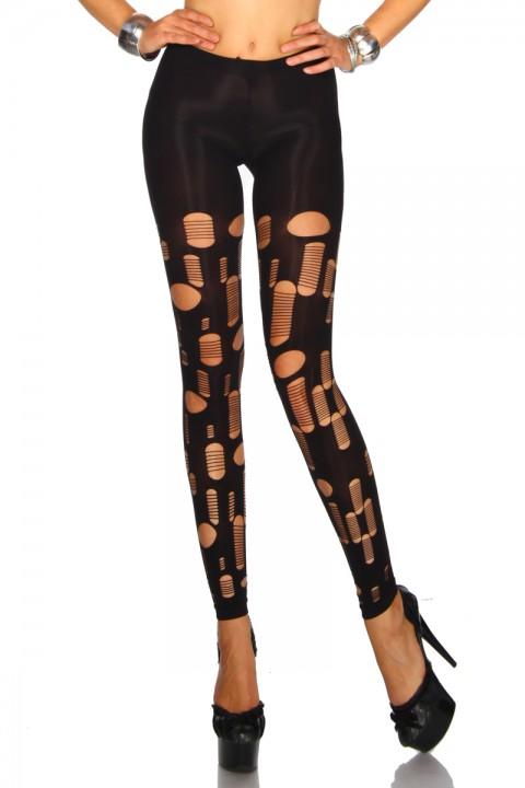 Leggings mit Muster